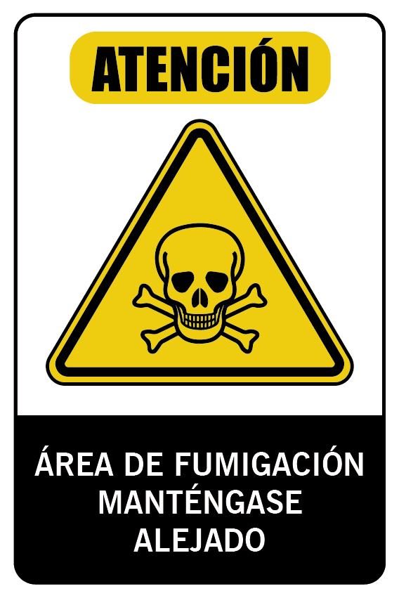 Área de Fumigación