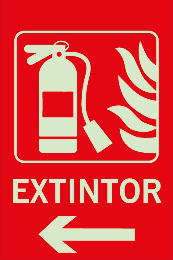 Señales de Incendio